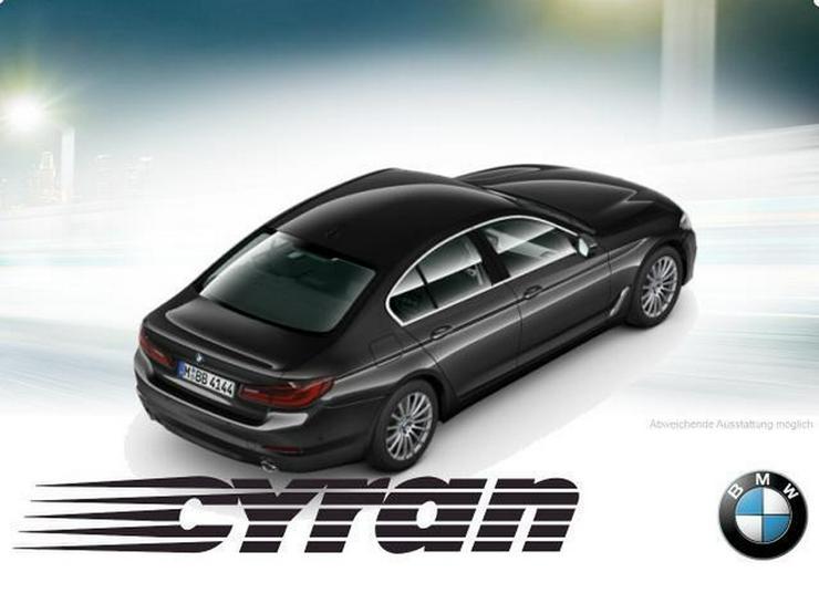 Bild 5: BMW 520d Limousine Navi Prof. Driving Assistant PDC