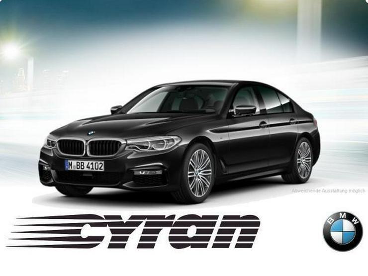 BMW 540i M Sportpaket Innovationsp. Navi Prof. Klima - 5er Reihe - Bild 1