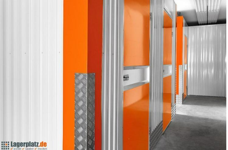 1m² -10m² Lager mieten Mietlager Selfstorage