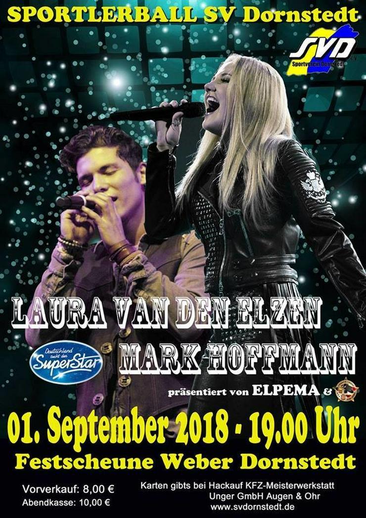 Laura van den Elzen / Mark Hoffmann