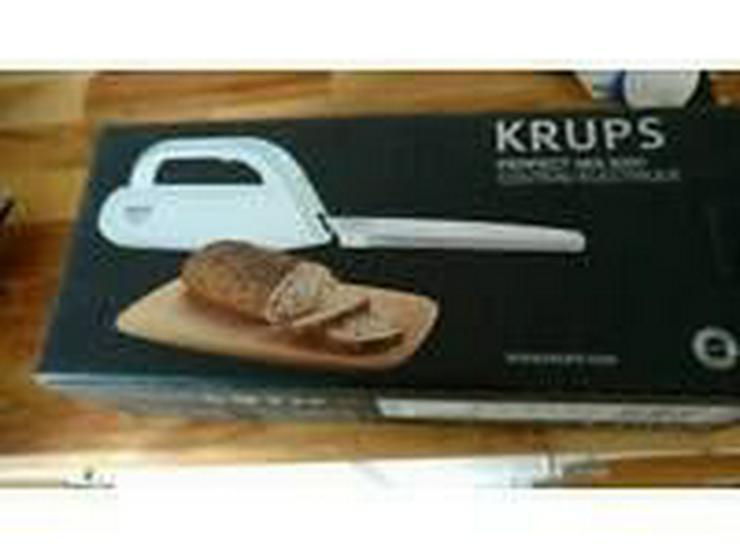 Krups GVD 241 Elektromesser - 100 Watt ? Weiss