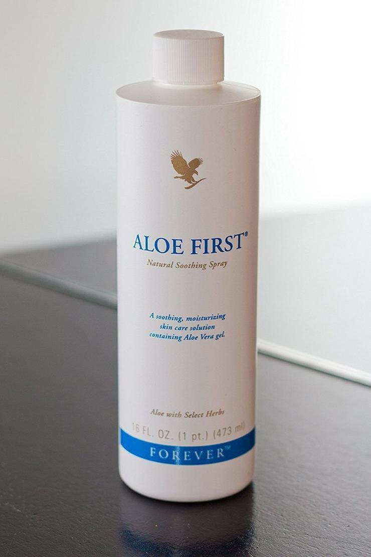 Bild 4: FOREVER Aloe First - die Erfrischung