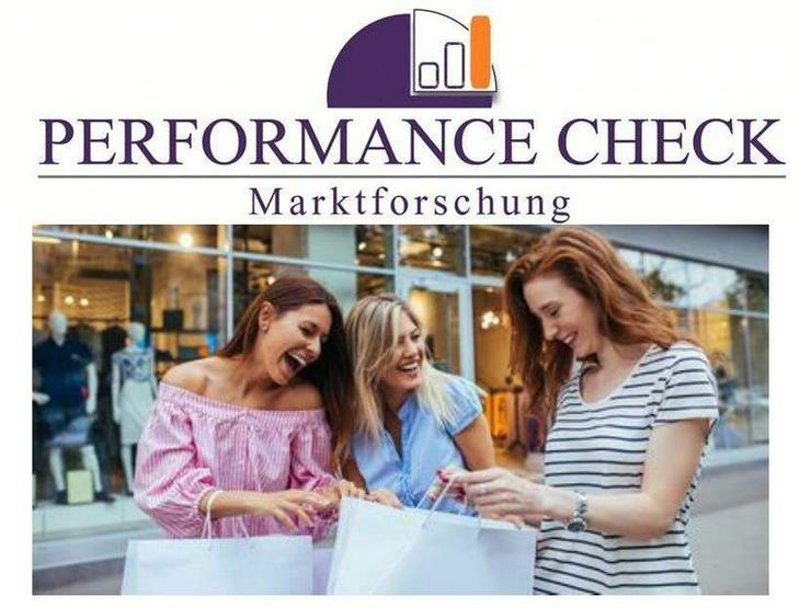 Geld verdienen als Testkäufer in Frankfurt