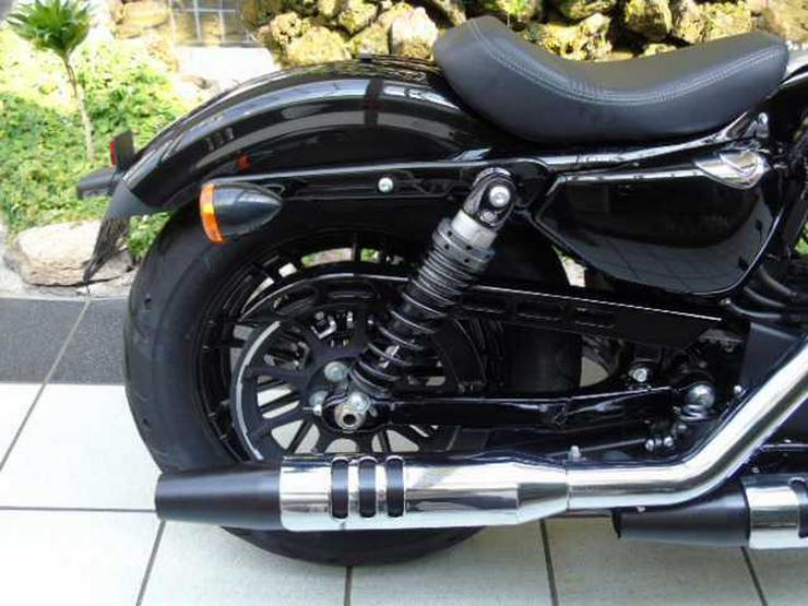Bild 2: HARLEY DAVIDSON XL 1200 X Sportster ABS Forty Eight 48