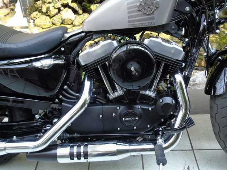 Bild 3: HARLEY DAVIDSON XL 1200 X Sportster ABS Forty Eight 48