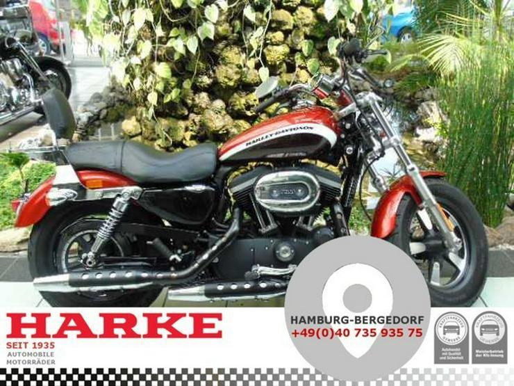HARLEY DAVIDSON XL 1200 C Sportster Limited Edition - Harley Davidson - Bild 1