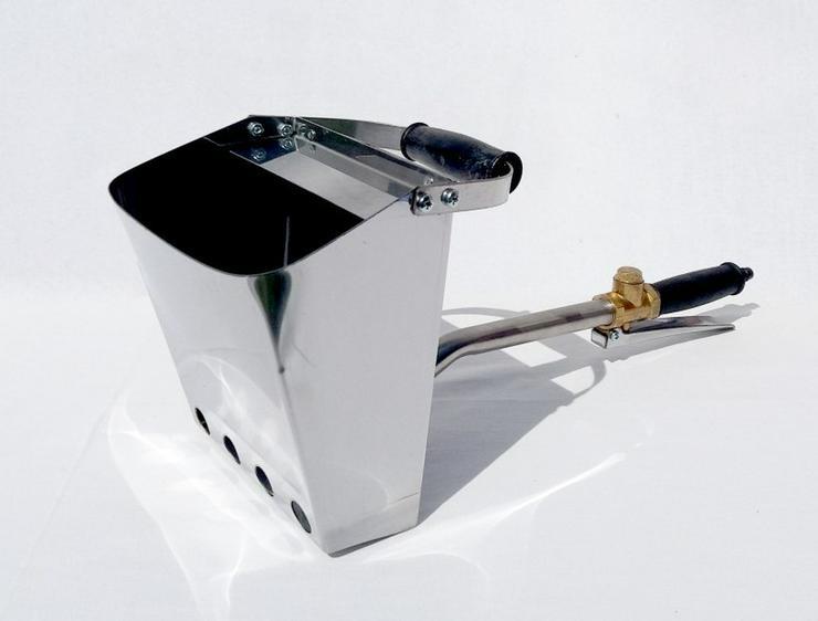 Bild 2: Trockenbauer Gerät Putzwerfer 3in1 Mörtel