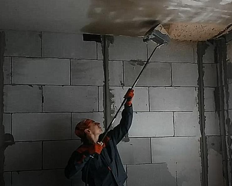Bild 4: Trockenbauer Gerät Putzwerfer 3in1 Mörtel