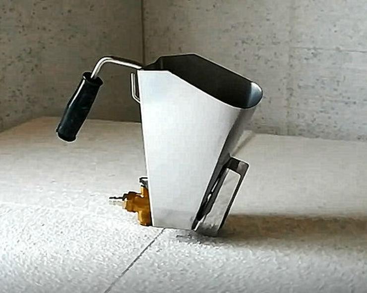Bild 7: Trockenbauer Gerät Putzwerfer 3in1 Mörtel