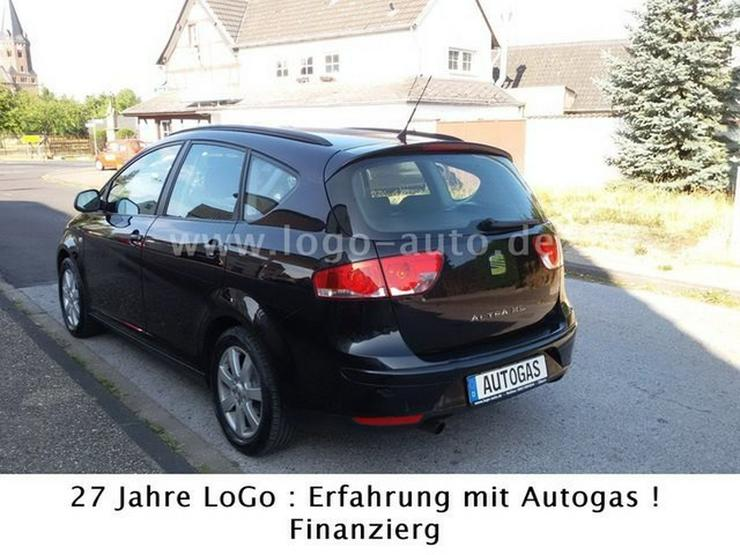 Bild 6: SEAT Altea XL Reference Comfort LPG Autogas=59 Ct.tanken