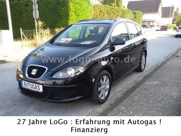 SEAT Altea XL Reference Comfort LPG Autogas=59 Ct.tanken