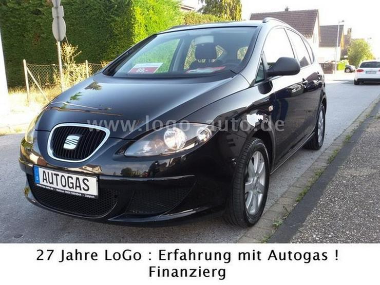 Bild 5: SEAT Altea XL Reference Comfort LPG Autogas=59 Ct.tanken