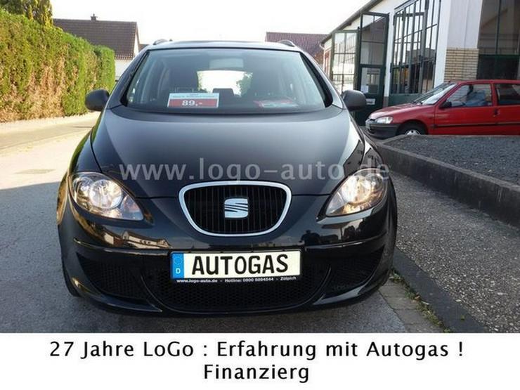Bild 4: SEAT Altea XL Reference Comfort LPG Autogas=59 Ct.tanken