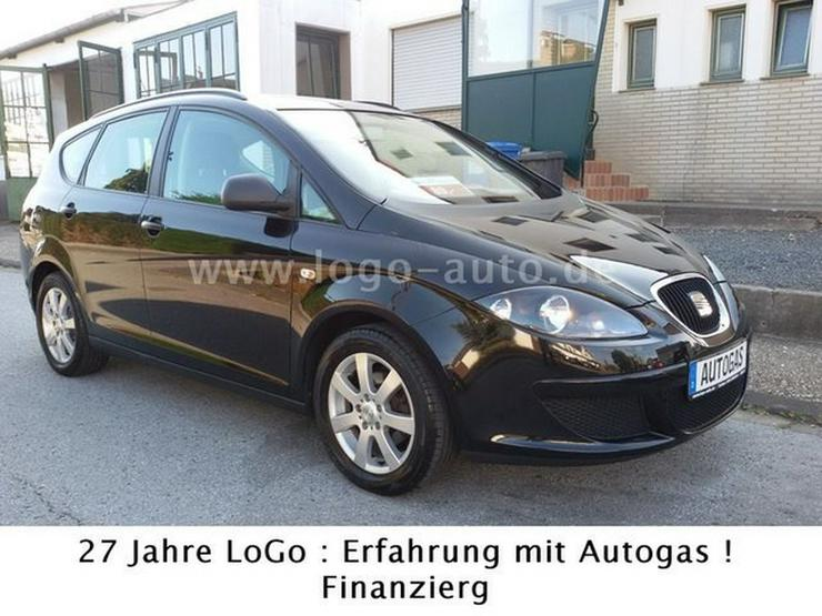 Bild 3: SEAT Altea XL Reference Comfort LPG Autogas=59 Ct.tanken