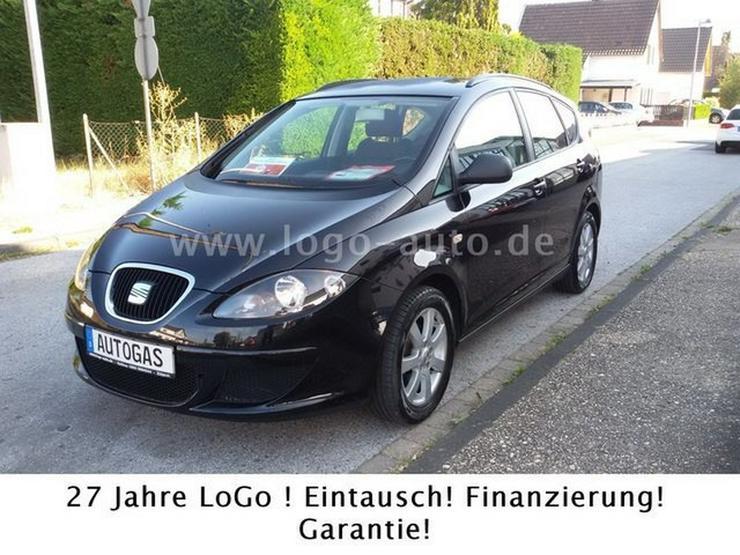 SEAT Altea XL Reference Comfort LPG Autogas=55 Ct.tanken