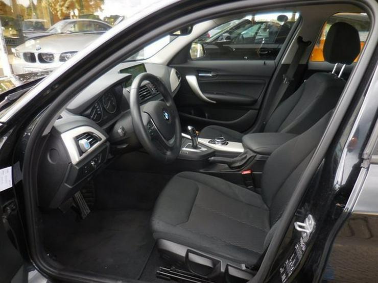 Bild 4: BMW 120 dAut 5-tür Klimaaut NaviProf BiXen PDC Alus
