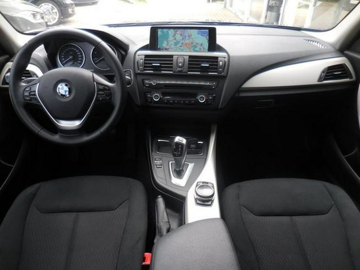 Bild 3: BMW 120 dAut 5-tür Klimaaut NaviProf BiXen PDC Alus