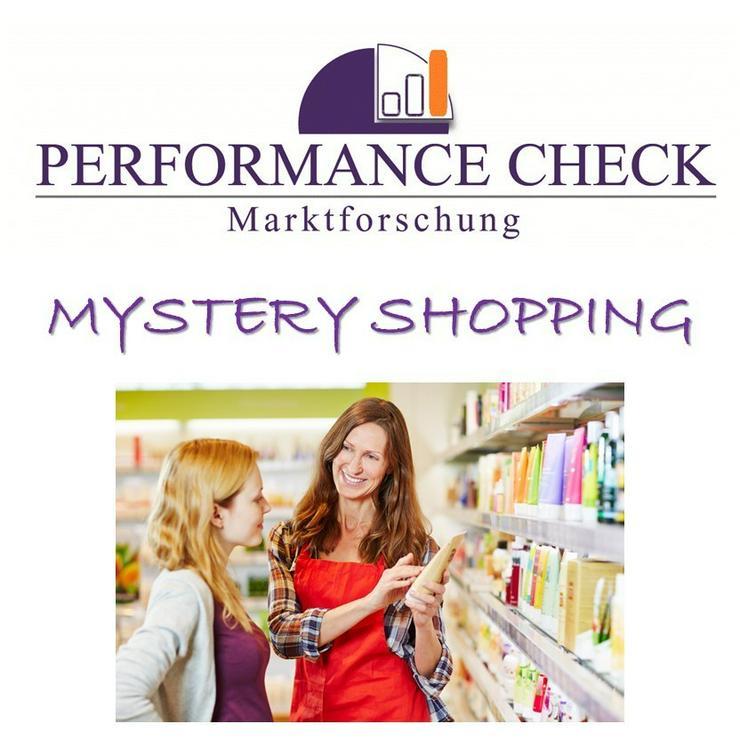 Werde Mystery Shopper in Berlin