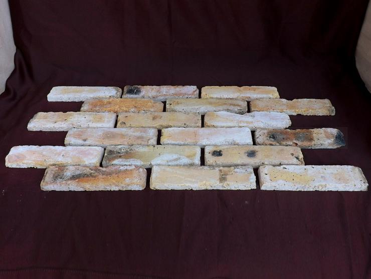 Bild 2: Antikriemchen Ziegelriemchen Mauerziegel DIY