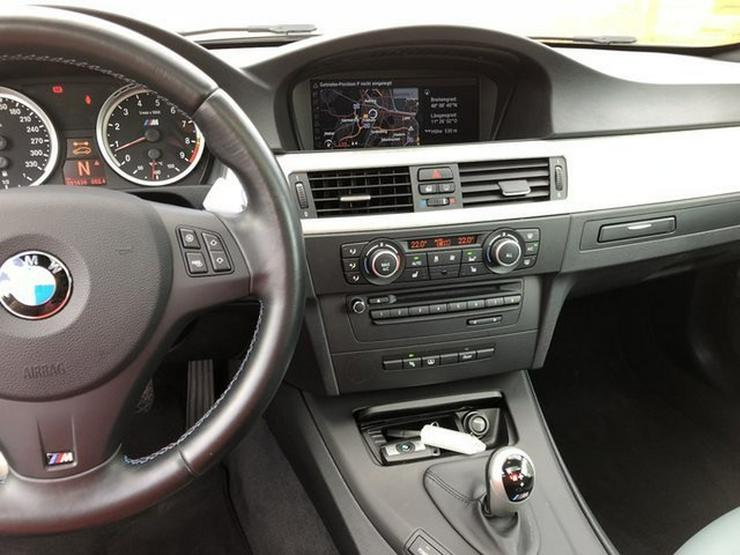 Bild 10: BMW M3 E92 DKG Competition EDC NAVI Mdrive KeylessG