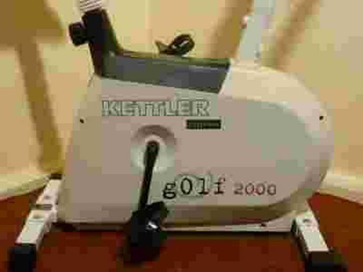 Bild 2: Kettler Golf 2000 zu verkaufen