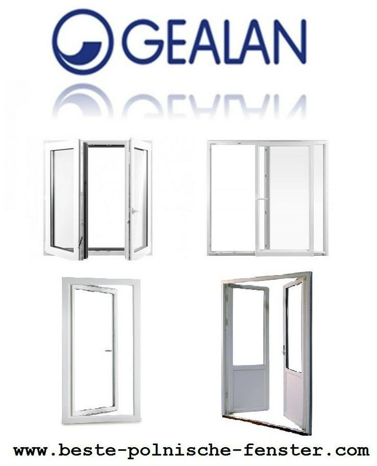 Bild 4: Fenster aus Polen - Kunststofffenster nach Maß