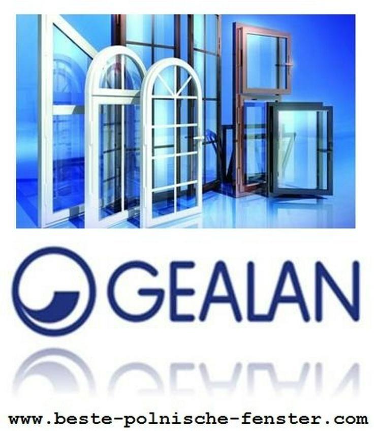 Fenster aus Polen - Kunststofffenster nach Maß
