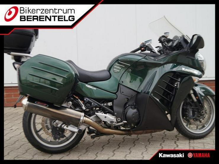 KAWASAKI GTR 1400 ABS inkl. Qualitätscheck und HU NEU