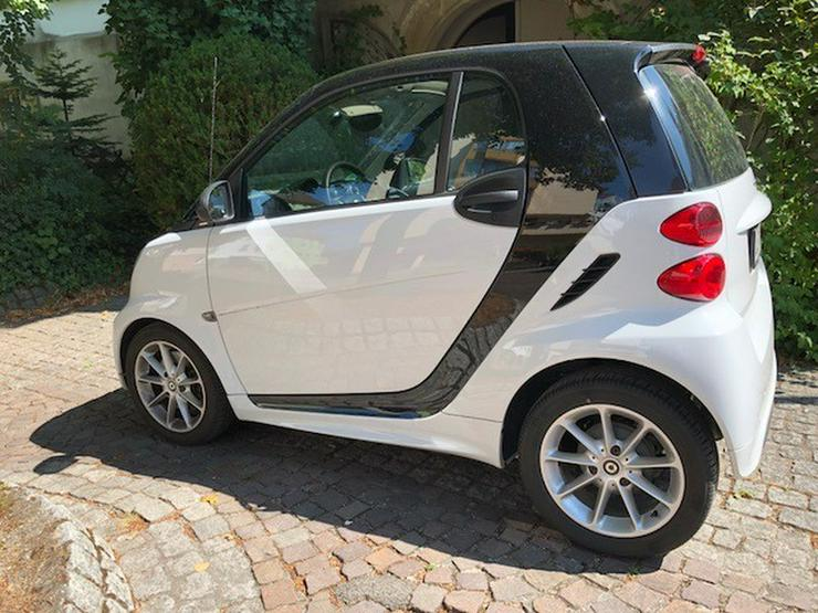 Smart fortwo coupe mhd 52 kw - Bild 1