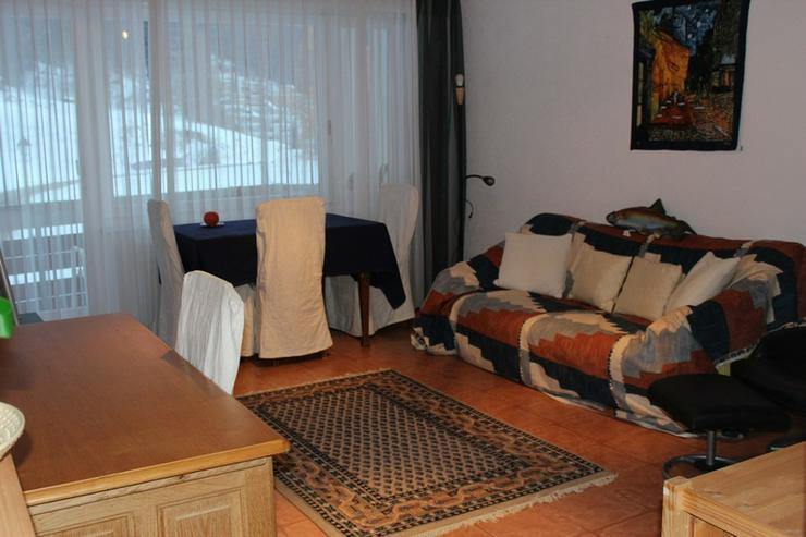 Flaminia 2.5 Zimmerwohnung, teilmöbliert