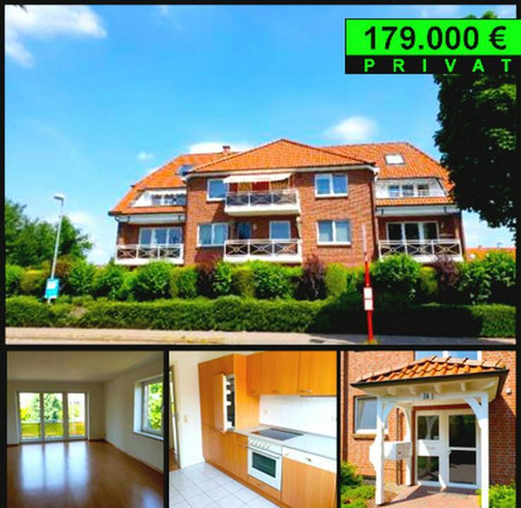 Freie ETW 2 Zi 1. Stock in Henstedt-Ulzburg - Wohnung kaufen - Bild 1
