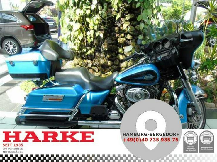 HARLEY DAVIDSON Electra Glide Classic FLHTC ABS 103cui - Harley Davidson - Bild 1