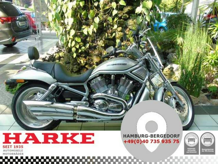 HARLEY DAVIDSON V-Rod VRSCAW ABS - Harley Davidson - Bild 1