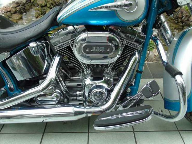 Bild 3: HARLEY DAVIDSON Softail Deluxe CVO FLSTNSE ABS Screamin Eagle