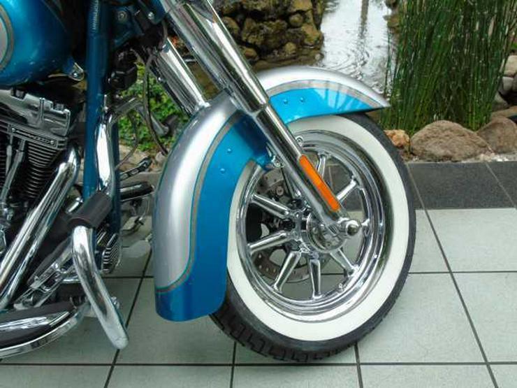 Bild 4: HARLEY DAVIDSON Softail Deluxe CVO FLSTNSE ABS Screamin Eagle
