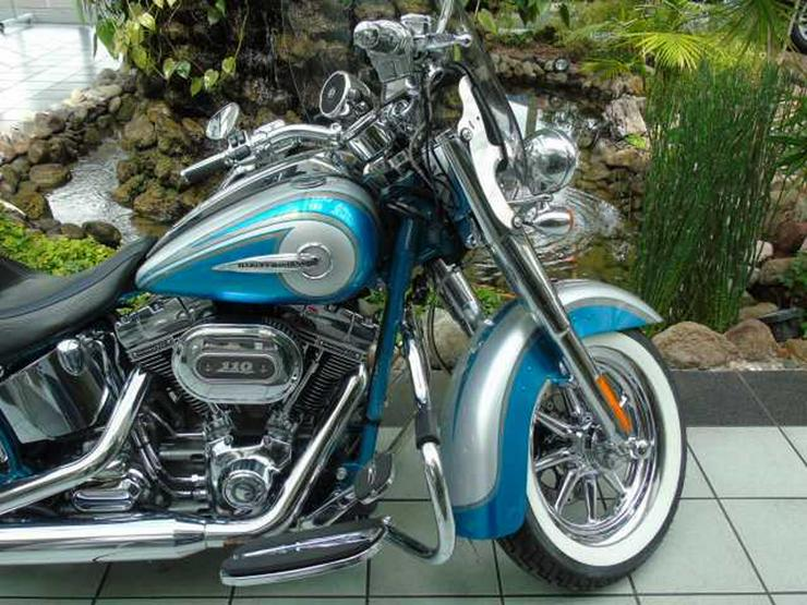 Bild 5: HARLEY DAVIDSON Softail Deluxe CVO FLSTNSE ABS Screamin Eagle