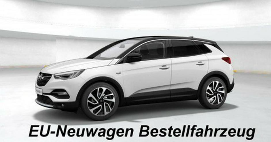 Opel Grandland X Mod. 2019 1.2 Ultimate + Garantiepaket NEU-Bestellfahrzeug inkl. Anlieferung (D) - Tigra - Bild 1