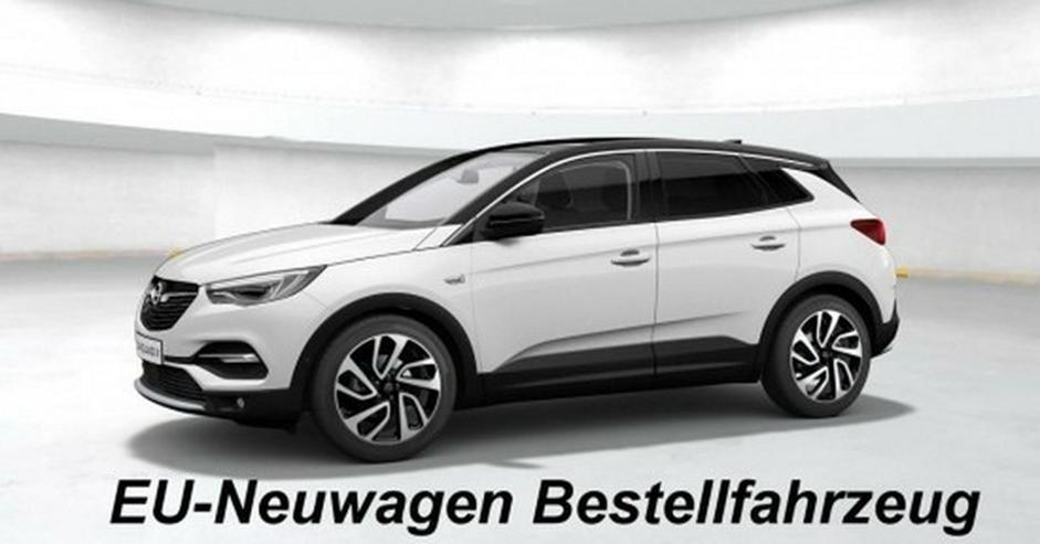 Opel Grandland X Mod. 2019 1.2 Ultimate Automatik + Garantiepaket NEU-Bestellfahrzeug inkl. Anliefer