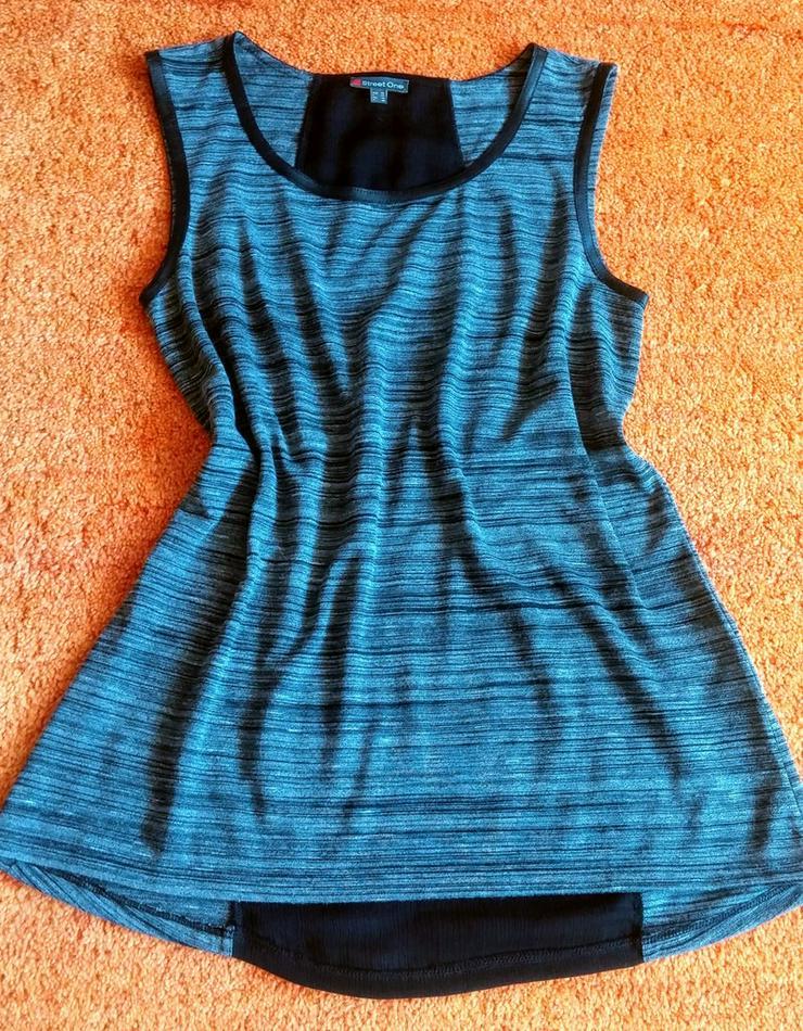 Damen Top Sommer Shirt Gr.36 von Street One NW