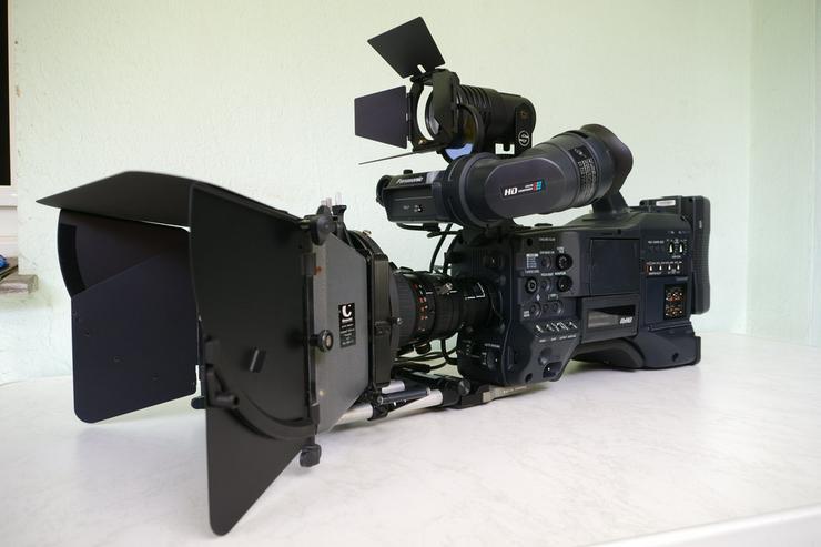 Panasonic AG-HPX 371 EJ