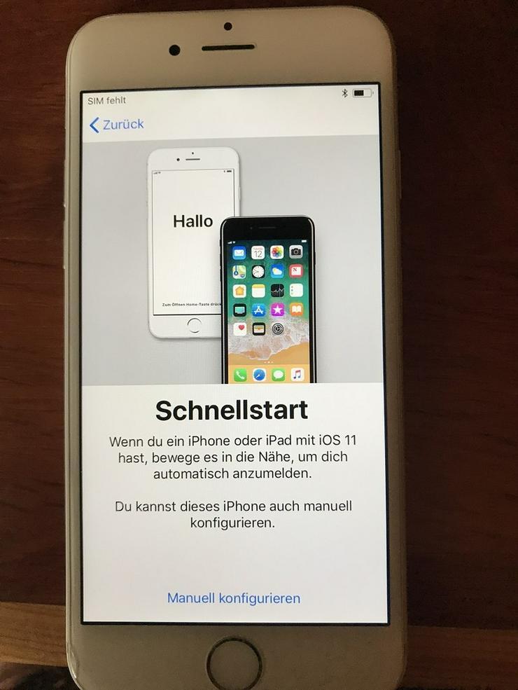 Apple iphone 6, 64 GB, silber, simlockfrei