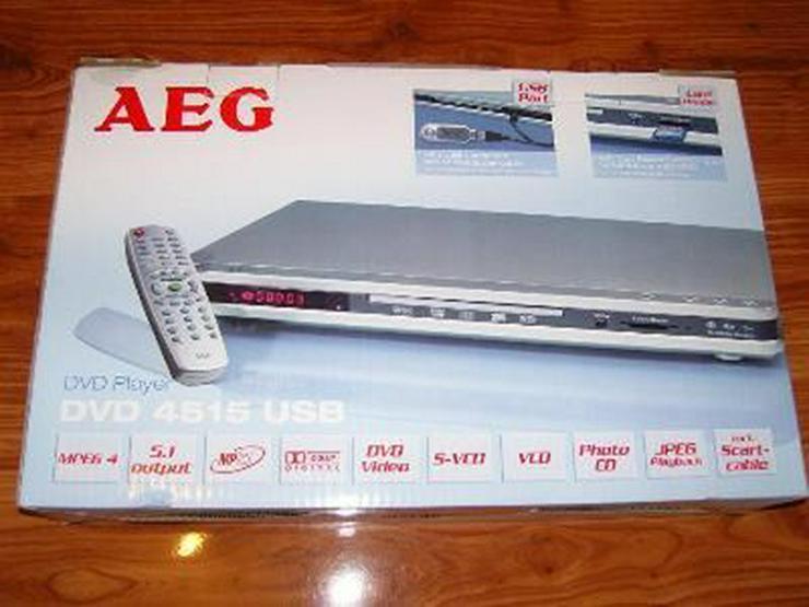 DVD AEG