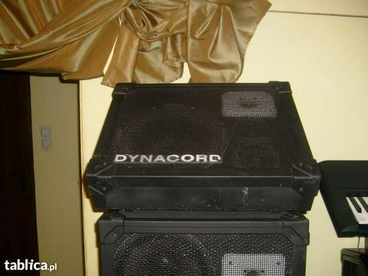 Dynacord Monitor Lautsprecher