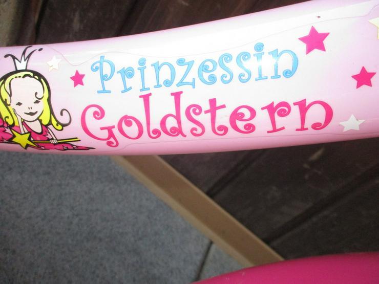 Bild 3: Kinderfahrrad 16 Zoll von Prinzessin Goldstern