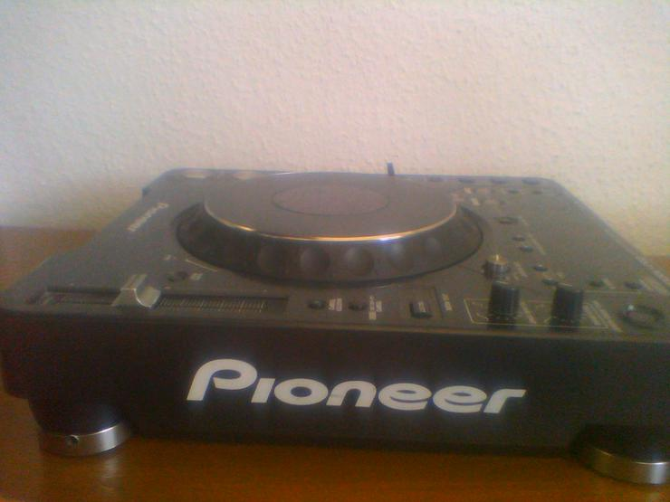 Bild 2: 2 Pioneer CDJ1000 MK3