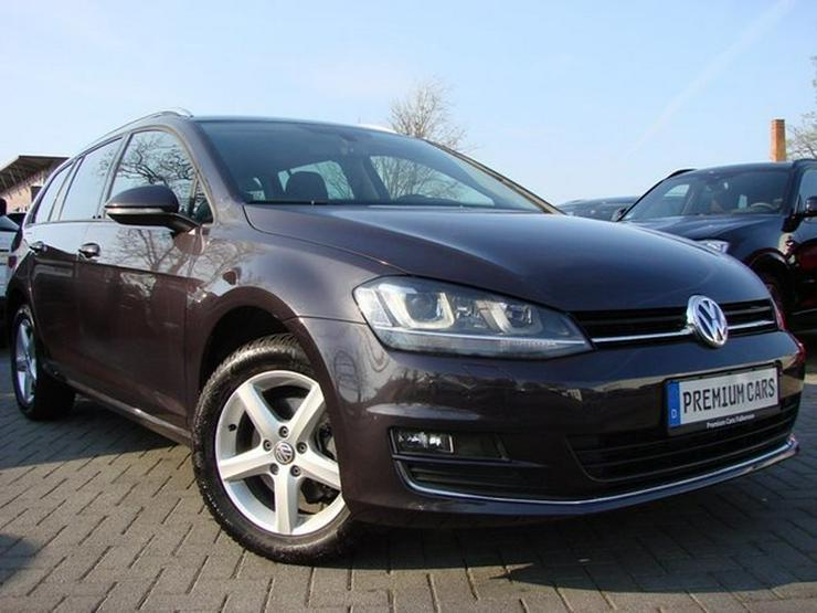 VW Golf Variant Golf Lounge 1.4TSI Xenon Kamera Klima Standheizun