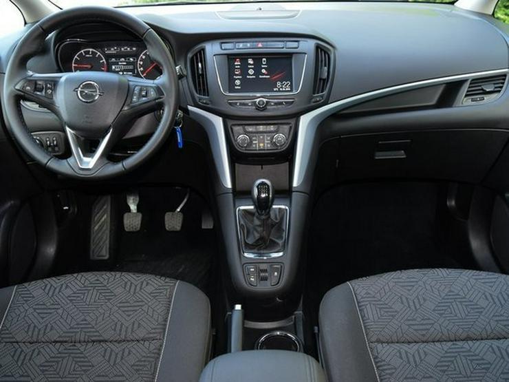 Bild 3: OPEL Zafira 1.4 T S&S Navi 4.0 IntelliLink/Cam Klimaauto. Alu17 Temp PDC OnStar NSW 7 Sitzer