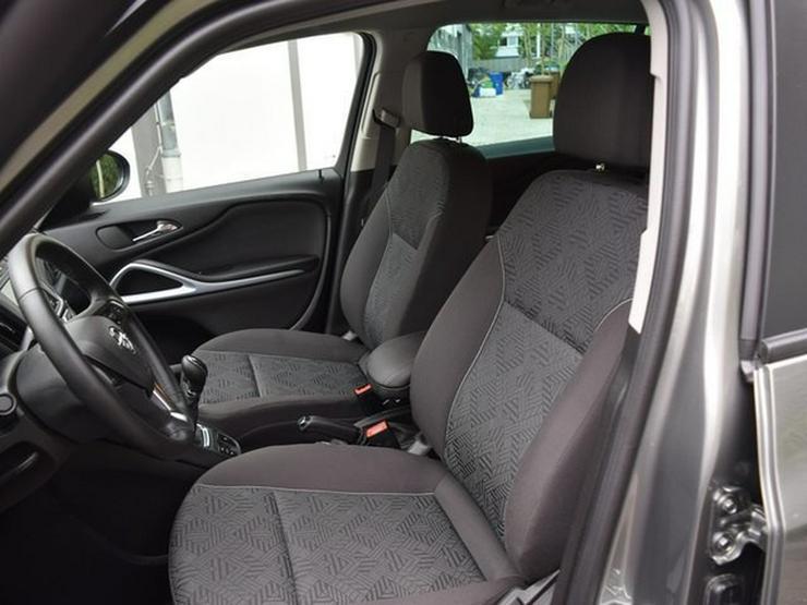 Bild 11: OPEL Zafira 1.4 T S&S Navi Cam Klimaauto. Alu17 Temp PDC OnStar NSW 7 Sitzer