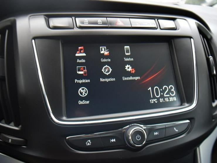 Bild 14: OPEL Zafira 1.4 T S&S Navi Cam Klimaauto. Alu17 Temp PDC OnStar NSW 7 Sitzer