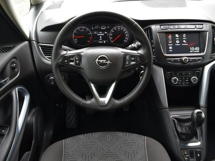 Bild 10: OPEL Zafira 1.4 T S&S Navi Cam Klimaauto. Alu17 Temp PDC OnStar NSW 7 Sitzer